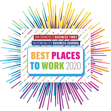 San Francisco Business Times Colicon Valley Business Journal Best Places to work 2020